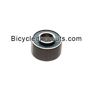Lagers, kogellagers, bearings, roulements, 398 E - 8x19x10/11 - MAX - 2RSV