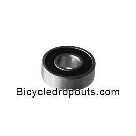6000 - 10x26x8 - Ceramic,Lagers, kogellagers, bearings, roulements, ceramic bearings, ceramische lagers, roulements en céramique