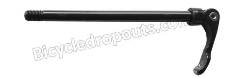 BDTA-009,160mm*ø12*M12x1.5*TL12.5,Thru axle,Steekas,Flanders,Cyclo-cross,Getxo Disc