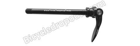 BDTA - 015 - 124mm*ø12*M12x1.5*TL14 - Thru axle - Steekas - Flanders