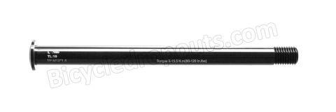 BDTA-112,160mm*ø12*M12x1.5*TL15, Thru axle, Steekas, Axe traversant, Rock Shox