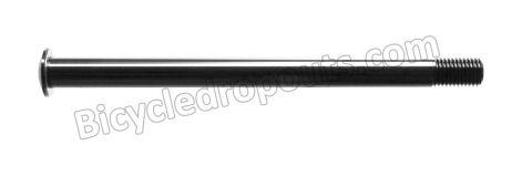 BDTA-114,166mm*ø12*M12x1.5*TL20,Thru axle,Steekas,Axe traversant