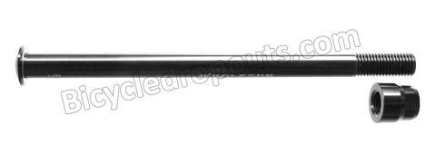 BDTA-127,142mm*ø15*M15x1.5*TL17,Thru axle,Steekas,Axe traversant,DT Swiss