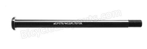 BDTA - 122 - 174mm*ø12*M12x1.75*TL20  - Thru axle - Steekas - Axe traversant
