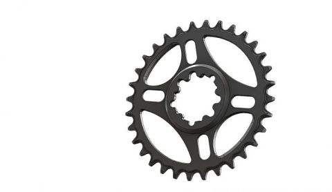 Pilo,Bicycledropouts,BD-c14,C14,34T,Narrow wide Chainring,Chainring for Sram direct dub Black Anodized,Tandwiel,kettingblad,plateau,plateaux