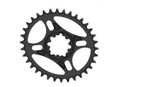 Pilo,Bicycledropouts,BD-c21,C21,32T,C21,Narrow wide, Elliptic Chainring, Sram direct dub, Black Anodized,Tandwielen,Kettingbladen,kettingblad,plateau,plateaux,tandwiel