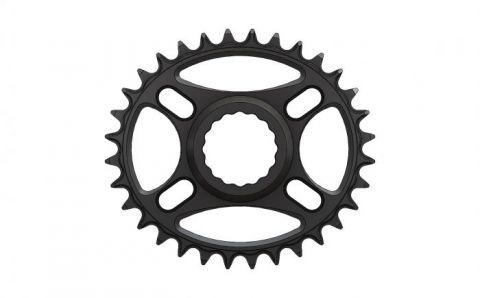 Pilo,Bicycledropouts,BD-c26,C26,32T,Narrow wide, Elliptic Chainring, Race Face ,direct dub, Black Anodized,Tandwielen,Kettingbladen,kettingblad,plateau,plateaux,tandwiel