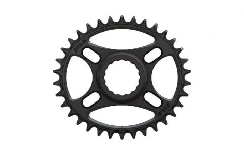 Pilo,Bicycledropouts,BD-c27,C27,34T,Narrow wide, Elliptic Chainring, Race Face ,direct dub, Black Anodized,Tandwielen,Kettingbladen,kettingblad,plateau,plateaux,tandwiel