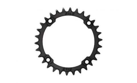 Pilo,Bicycledropouts,BD-c38,C38,30T,Narrow wide, Chainring, 104bcd, Black Anodized,Tandwielen,Kettingbladen,kettingblad,plateau,plateaux,tandwiel