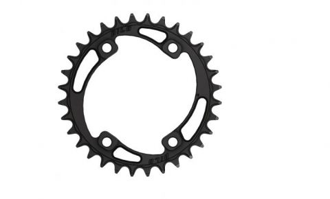 Pilo,Bicycledropouts,BD-c48,C48,32T,Narrow wide, Chainring, 96bcd, Black Anodized,Tandwielen,Kettingbladen,kettingblad,plateau,plateaux,tandwiel