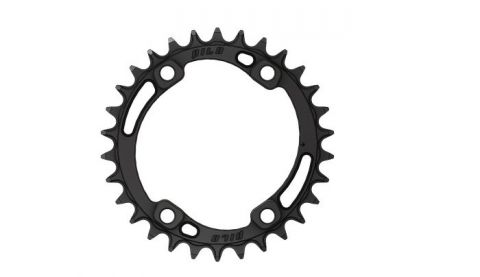 Pilo,Bicycledropouts,BD-c53,C53,30T,Narrow wide, Chainring, 96bcd, Black Anodized,Tandwielen,Kettingbladen,kettingblad,plateau,plateaux,tandwiel