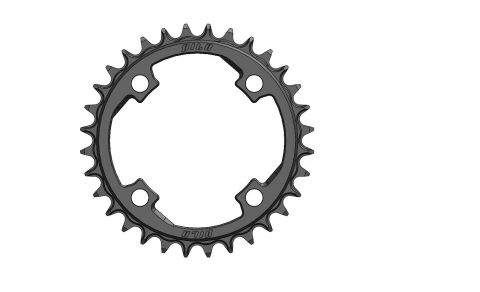 Pilo,Bicycledropouts,BD-c70,C70,32T,Narrow wide, Chainring, 94bcd, Black Anodized,Tandwielen,Kettingbladen,kettingblad,plateau,plateaux,tandwiel,Sram 94BCD,GX, NX, X1, X01
