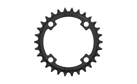 Pilo,Bicycledropouts,BD-c71,C71,30T,Narrow wide, Chainring, 94bcd, Black Anodized,Tandwielen,Kettingbladen,kettingblad,plateau,plateaux,tandwiel,Sram 94BCD,GX, NX, X1, X01