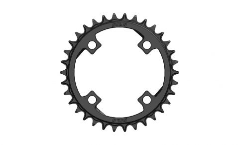 Pilo,Bicycledropouts,BD-c72,C72,34T,Narrow wide, Chainring, 94bcd, Black Anodized,Tandwielen,Kettingbladen,kettingblad,plateau,plateaux,tandwiel,Sram 94BCD,GX, NX, X1, X01