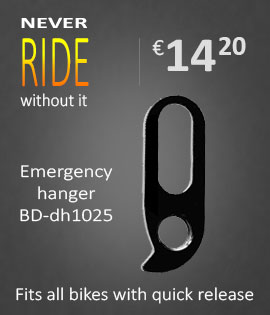 Emergency hanger 1025