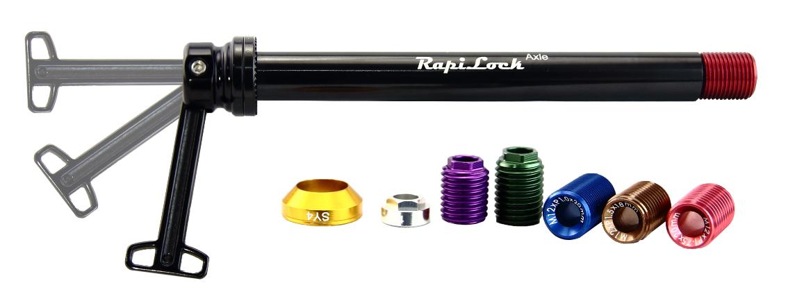 Rapilock Universal Thru axle